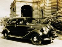 1936 Toyota Model AA Sedan
