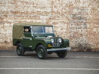 1948 Land Rover Classic Series I