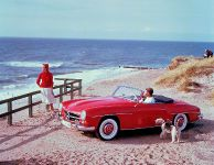 1955 Mercedes-Benz 190 SL Roadster