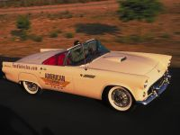 1956 Ford Thunderbird Convertible American Dream Car Tour