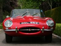 1961 Jaguar E-Type Series I Roadster Chassis 62