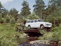 1962 Volvo P220 Amazon Estate