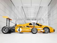 1969 McLaren M7C and MP4-12C Spider