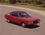 1972 Renault 17 Coupe