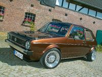1983 Volkswagen Golf I Chocolate Brown