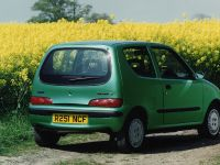 1997 Fiat Seicento Sporting