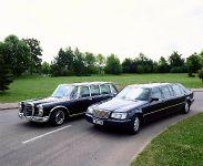 1998 Mercedes-Benz S600 Pullman Limousine W140