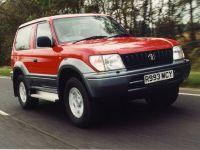 1999 Toyota Land Cruiser Colorado