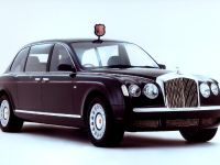2001 Bentley State Limousine