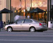 2001 Hyundai Elantra GLS