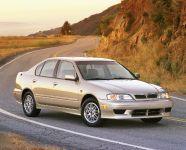 2001 Infiniti G20 Sports Sedan
