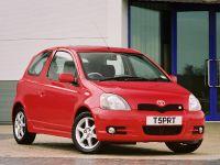 2001 Toyota Yaris T Sport