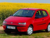 2002 Fiat Punto Active