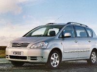 2002 Toyota Avensis Verso