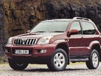 2002 Toyota Land Cruiser 3-door
