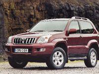 2002 Toyota Land Cruiser 3-door