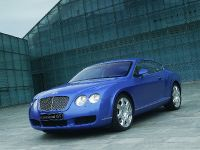 2003 Bentley Continental GT Coupe