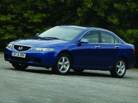 2004 Honda Accord iCTDi European Version