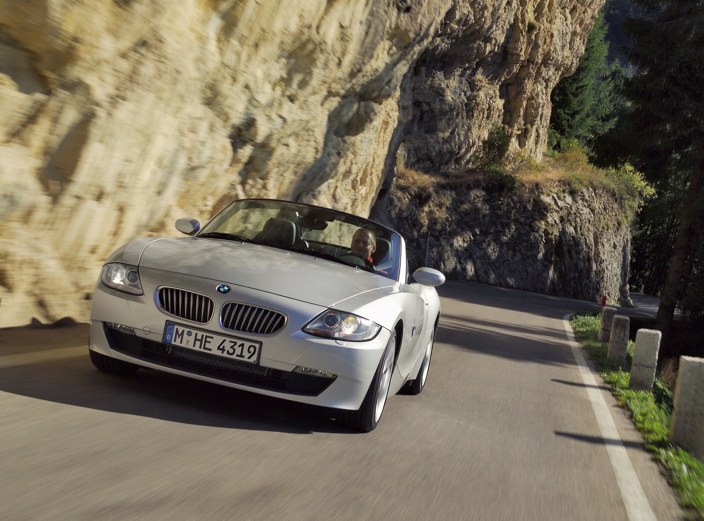 BMW Z4 Roadster – новый уровень удовольствия - фотография №1