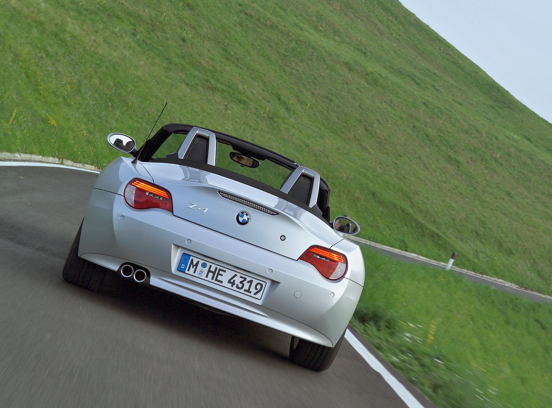 BMW Z4 Roadster – новый уровень удовольствия - фотография №3