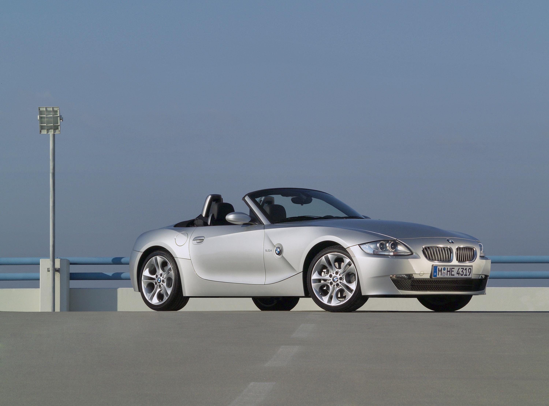 BMW Z4 Roadster – новый уровень удовольствия - фотография №5