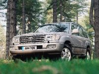 2005 Toyota Land Cruiser Amazon