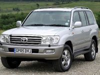 2006 Toyota Land Cruiser Amazon