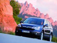 2007 Honda CR-V Euro Specs