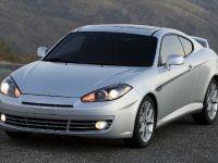 2007 Hyundai Tiburon Coupe