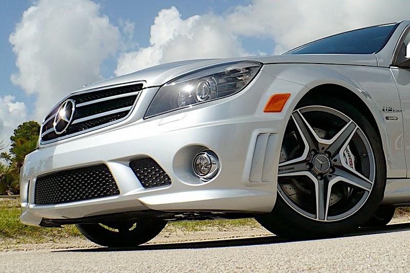 Mercedes-Benz C63 AMG уточненный Renntech - фотография №6