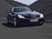 2007 Mercedes-Benz SLK 55 AMG Black Series