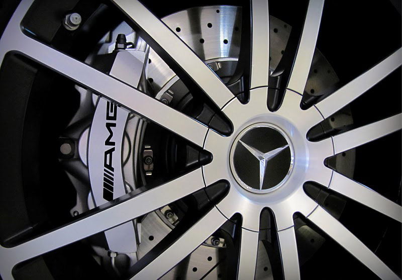 Renntech Mercedes-Benz SL65 V12 Bi-Turbo Black Series - фотография №7