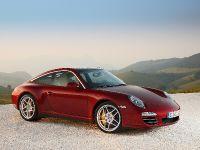 2009 Porsche 911 Targa 4 and Targa 4S