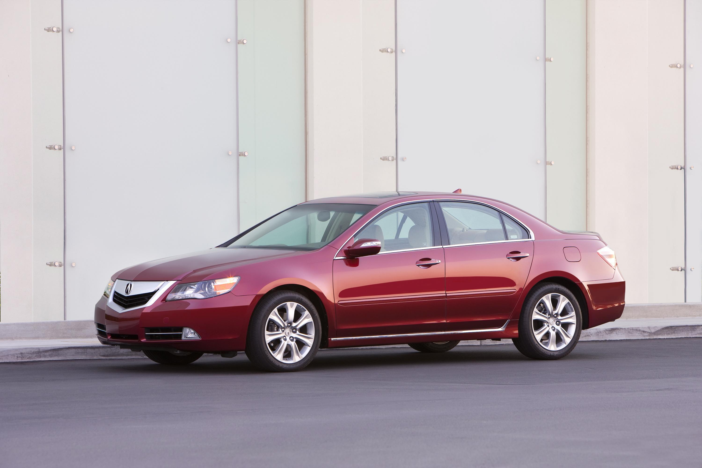 Acura топы всех конкурентов в цене - фотография №5