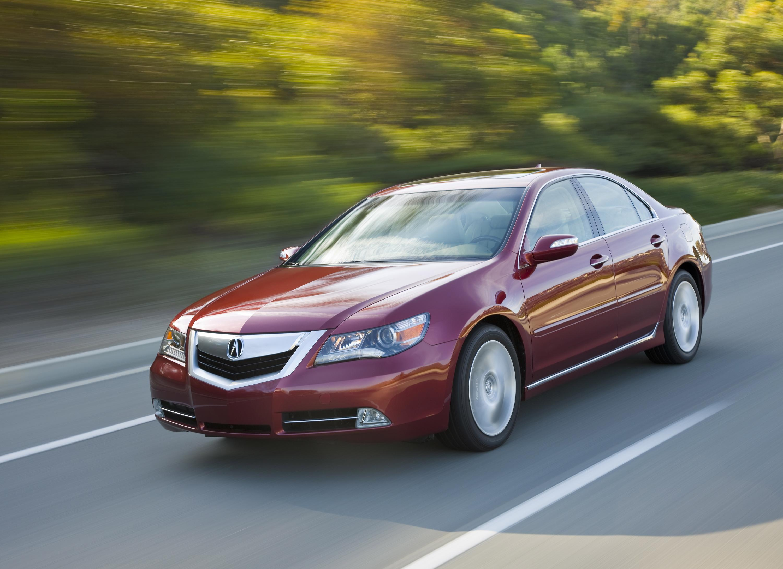 Acura топы всех конкурентов в цене - фотография №7