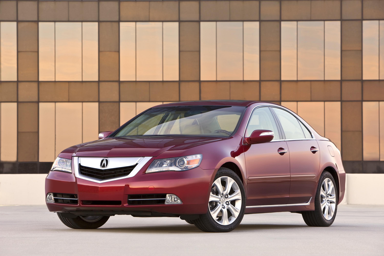 Acura топы всех конкурентов в цене - фотография №9