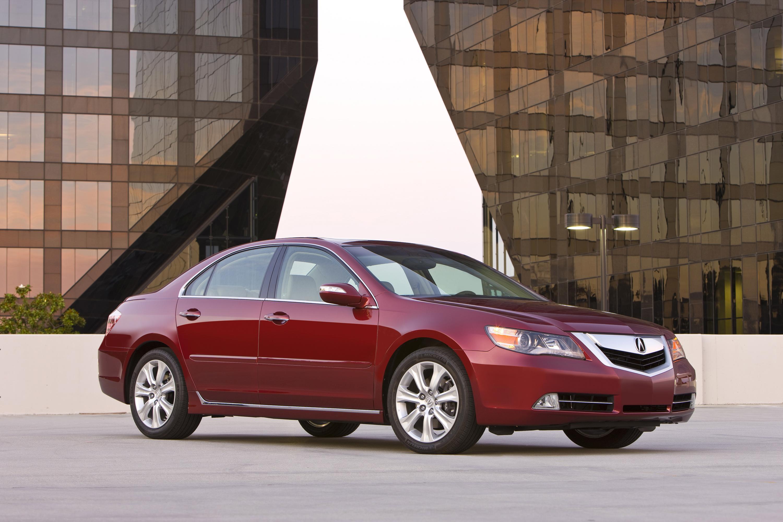 Acura топы всех конкурентов в цене - фотография №11