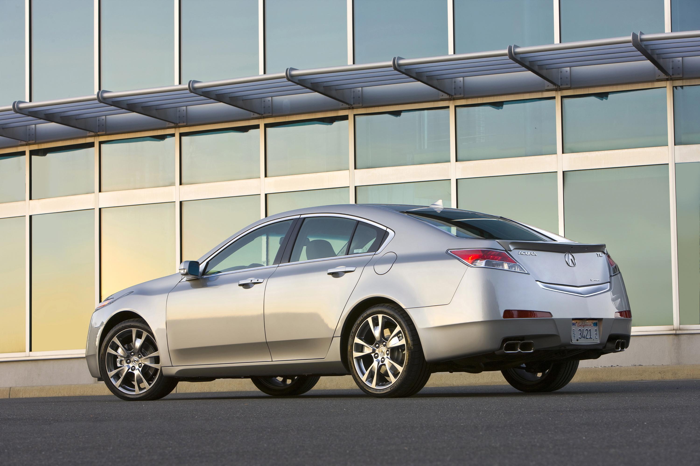 Все-Новый 2009 TL Переопределяет производительности с самым мощным двигателем Acura в истории и Super обработка All-Wheel Drive™ - фотография №16
