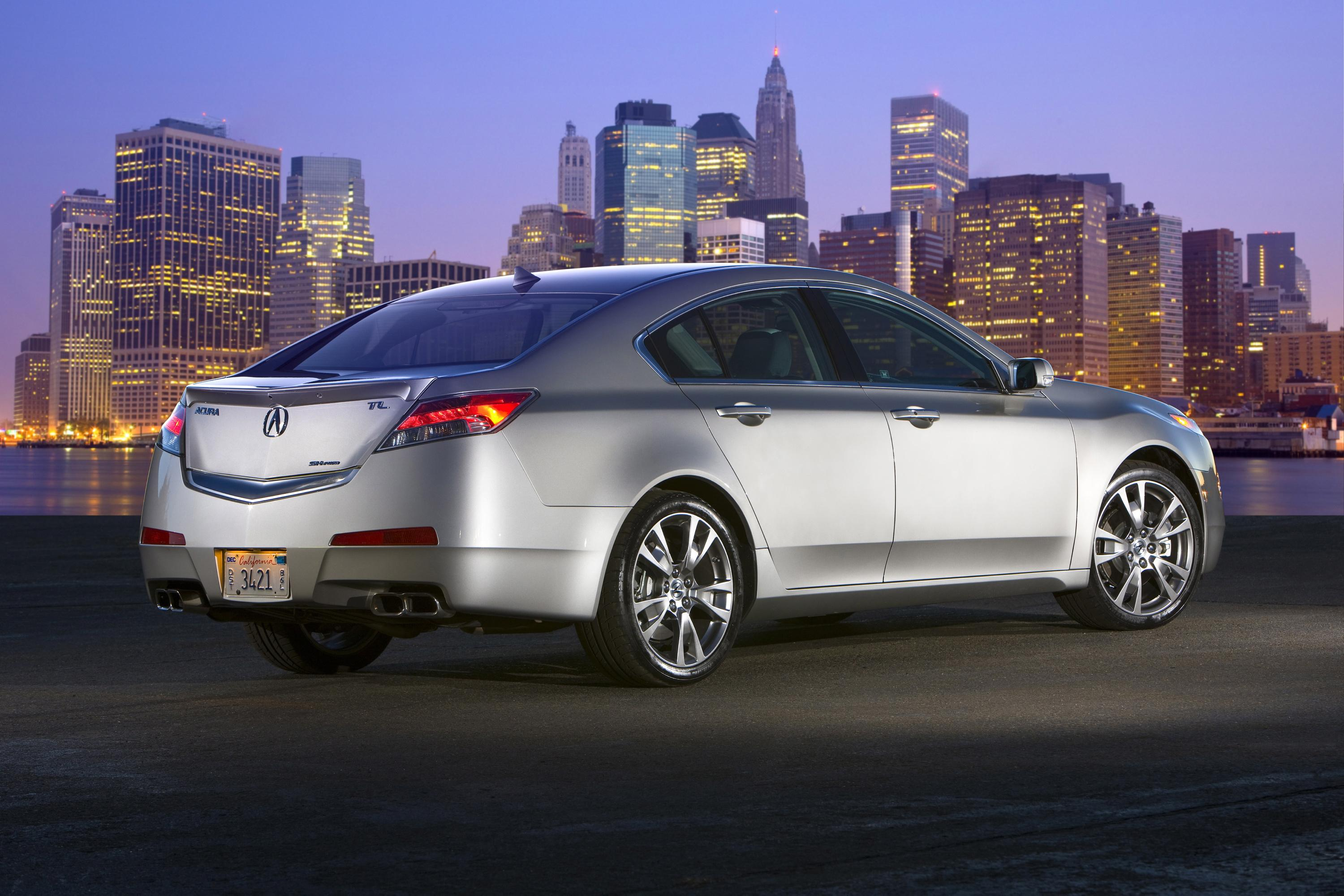 Acura Tl Owners Manual 2012 ...