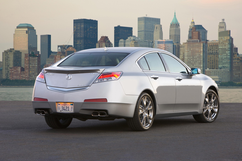 Все-Новый 2009 TL Переопределяет производительности с самым мощным двигателем Acura в истории и Super обработка All-Wheel Drive™ - фотография №32