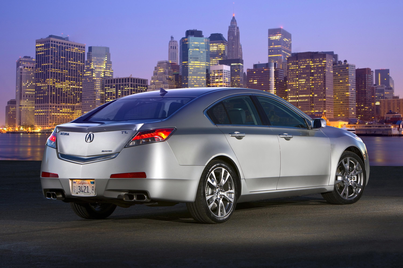 Все-Новый 2009 TL Переопределяет производительности с самым мощным двигателем Acura в истории и Super обработка All-Wheel Drive™ - фотография №7