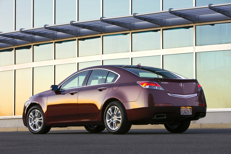 Все-Новый 2009 TL Переопределяет производительности с самым мощным двигателем Acura в истории и Super обработка All-Wheel Drive™ - фотография №9