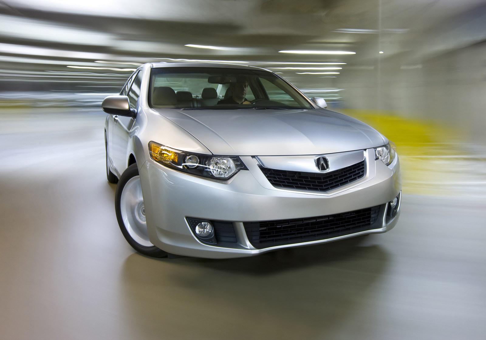 Acura TSX получает Топ Рейтинг безопасности в NHTSA и IIHS краш-тестов - фотография №3