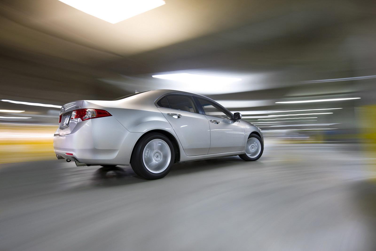 Acura TSX получает Топ Рейтинг безопасности в NHTSA и IIHS краш-тестов - фотография №4