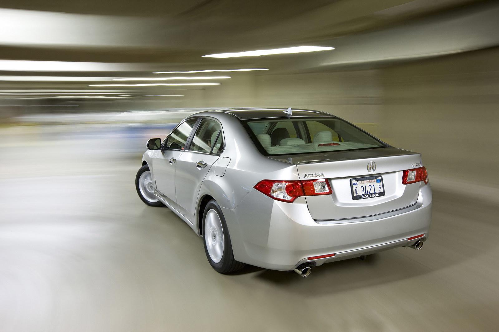 Acura TSX получает Топ Рейтинг безопасности в NHTSA и IIHS краш-тестов - фотография №5