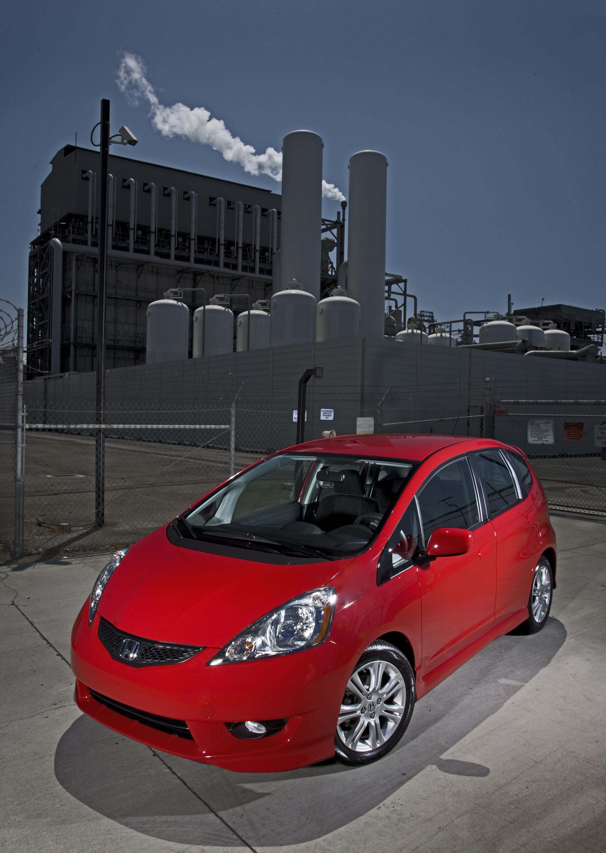 Все-Новый 2009 Honda Fit Большой на стиль и утонченность, небольших на цена и расход топлива - фотография №5