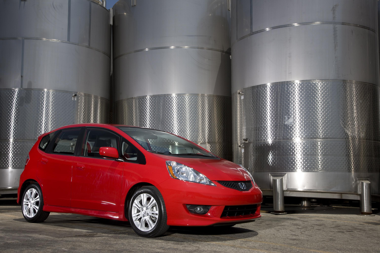 Все-Новый 2009 Honda Fit Большой на стиль и утонченность, небольших на цена и расход топлива - фотография №11