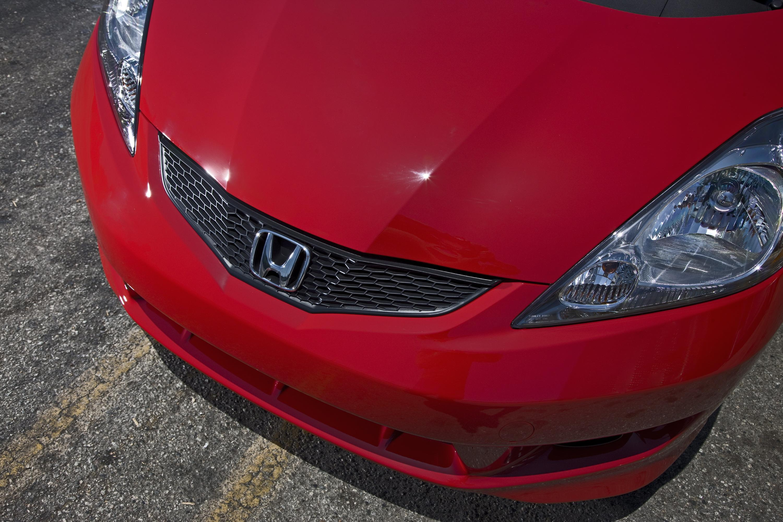 Все-Новый 2009 Honda Fit Большой на стиль и утонченность, небольших на цена и расход топлива - фотография №13