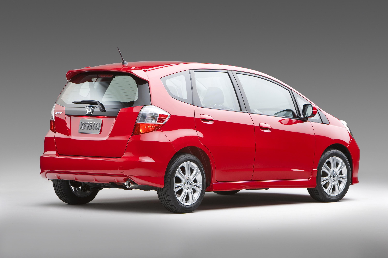 Все-Новый 2009 Honda Fit Большой на стиль и утонченность, небольших на цена и расход топлива - фотография №16