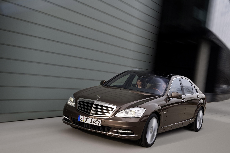 2009 Mercedes-Benz S-Class - фотография №5